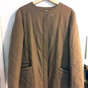 Asprey 100% Cashmere Coat